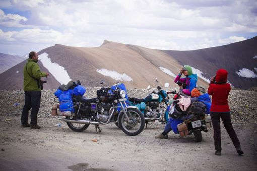 A Bike Ride To Leh-Ladakh