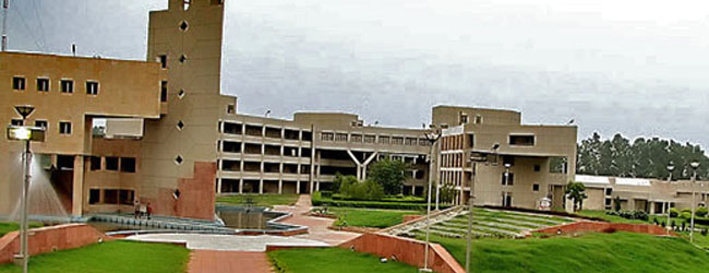 Delhi Technical University (DTU) campus
