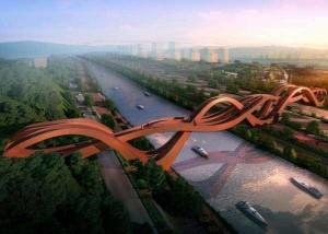 Dragon King Kong Bridge, China