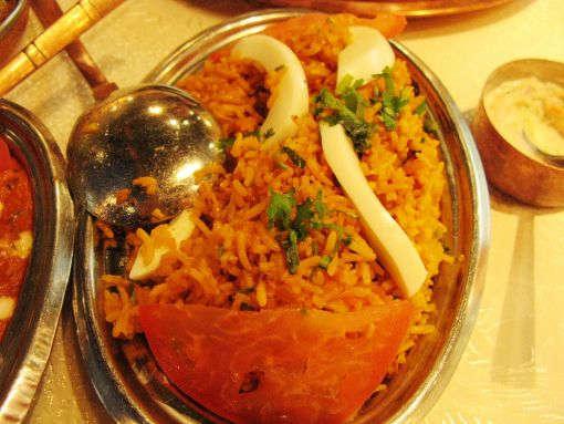 Enjoy The Iconic Hyderabadi Biryani In The City Of Nawabs