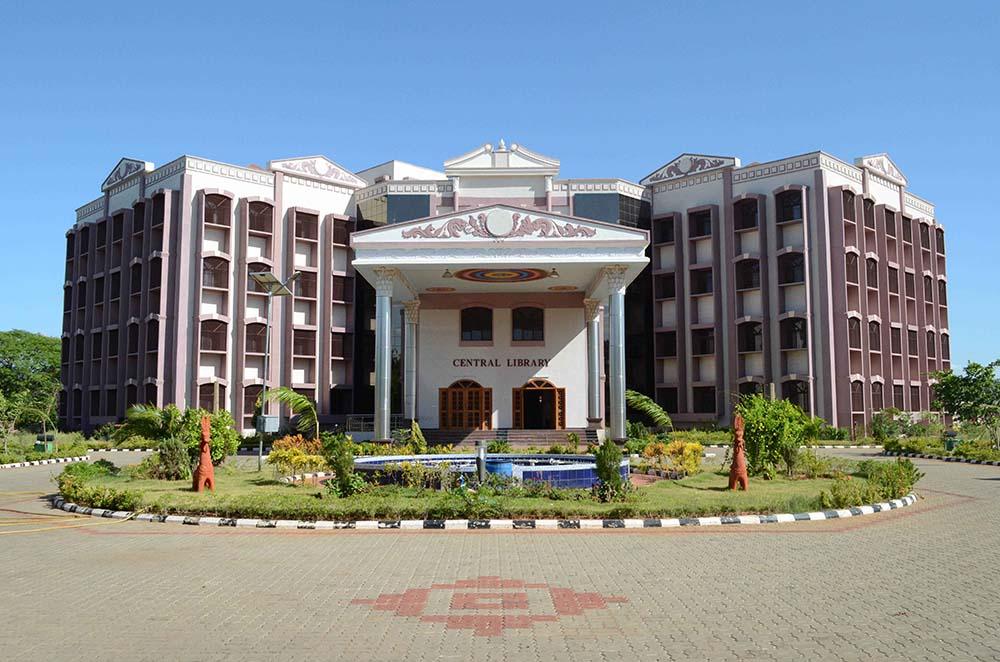 NIT Tiruchapalli campus