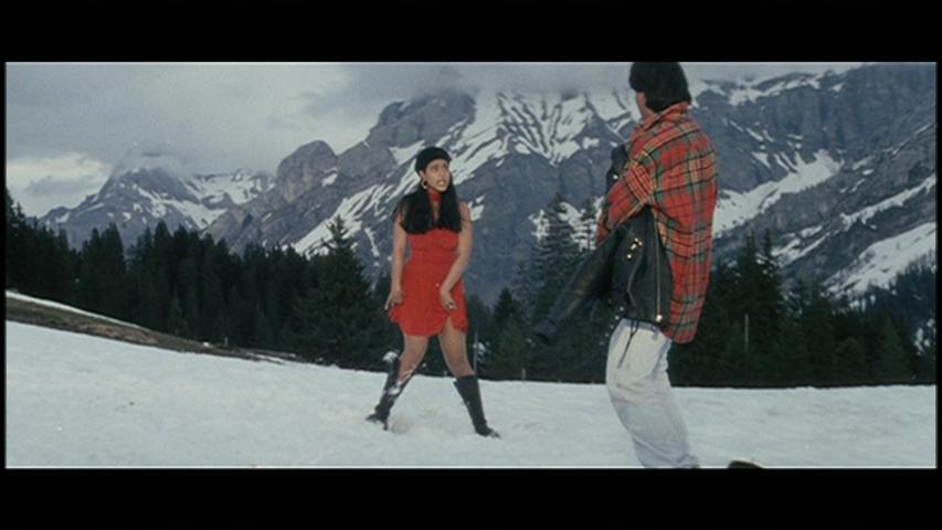 Zara sa jhoomlu main song at Jungfrau, Switzerland