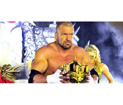 how much does triple h earn