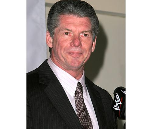 how much vince mcmahon earn