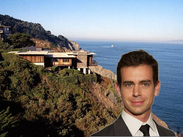 jack dorsey seaside house