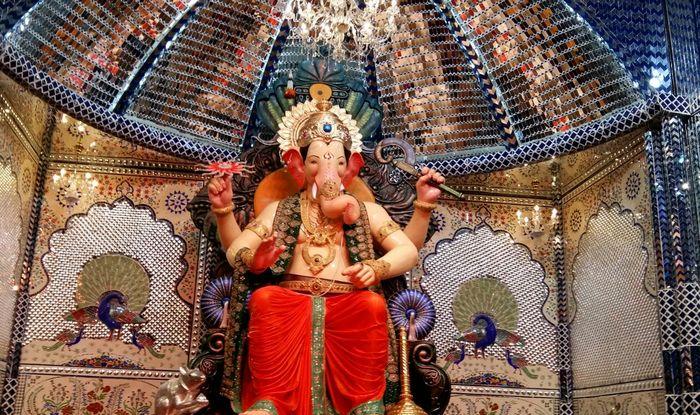 Famous Ganesh Mandals In Mumbai