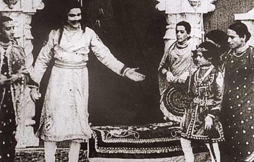 Raja Harishchandra by Dadasaheb Phalke was released in 1913