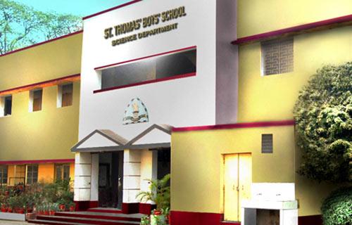 St Thomas Boys School in kolkata