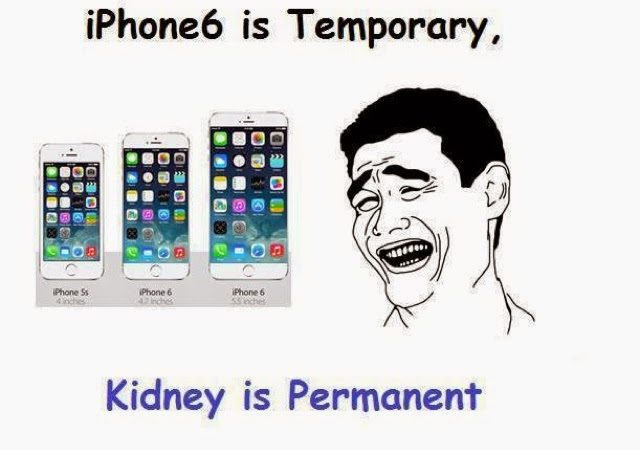 Two Foolish Chinese Men Tried To Sell Kidney To Buy New iPhone 6s