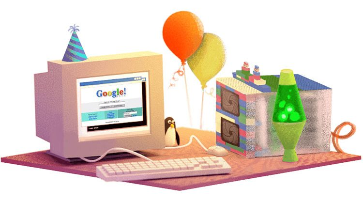 Google Doodles Celebrate 27th September as their Birthday, Is it ?