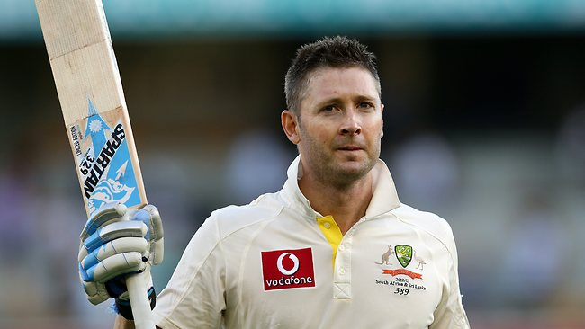 how much does Michael Clarke earn