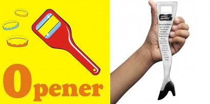 o for bottle opener