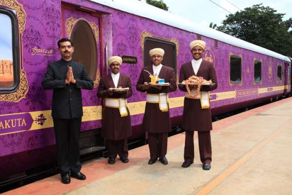 Costliest Trains To Travel In India