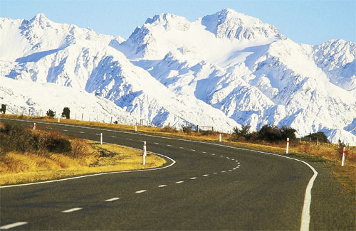 roadtrip to new zealand