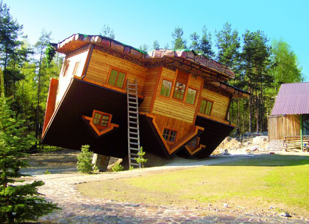 10 crazy weird and amazing homes around the world for Amazing house pictures