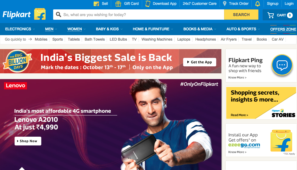 Andhra Youth Robs 20 Lakh From Flipkart Using The Company's Return Policy