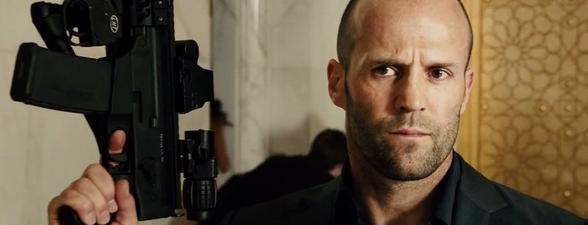 Jason Statham's Deckard Shaw in fast 8