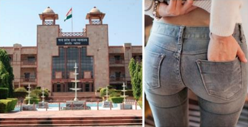 Madhya Pradesh High Court Employees Banned From Wearing T-Shirts, Jeans & Colorful Clothes!