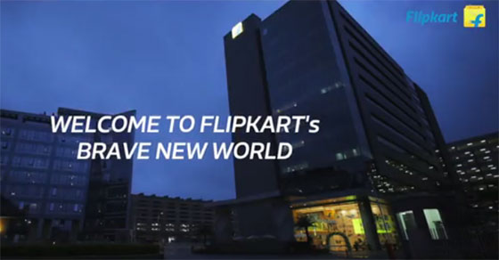 "You Will Fall In Love With ""Flipkart"" After Watching This Video"