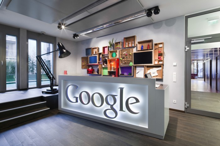 google campus placements