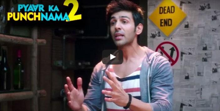 pyaar ka punchnama 2 best scene by rajat