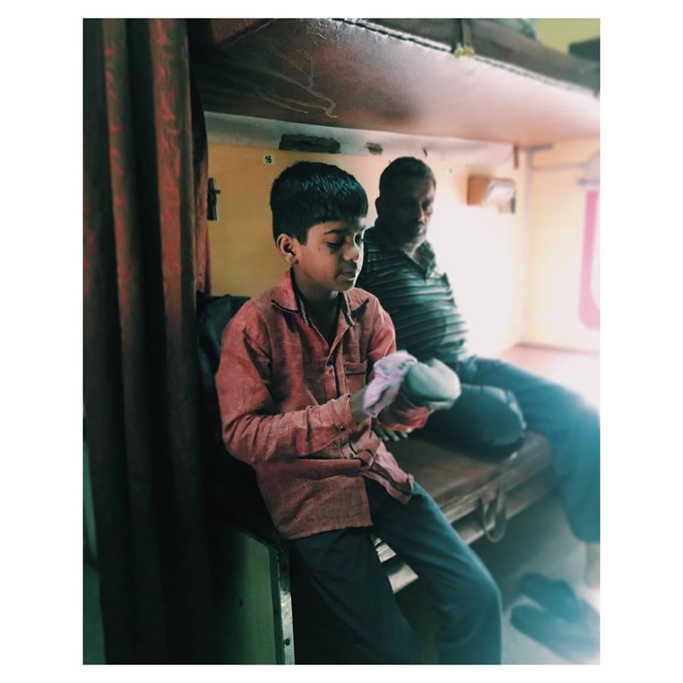 inspiring story of nandu