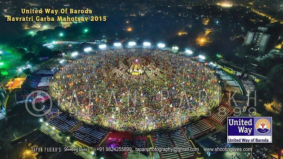 united way of baroda 2015 video