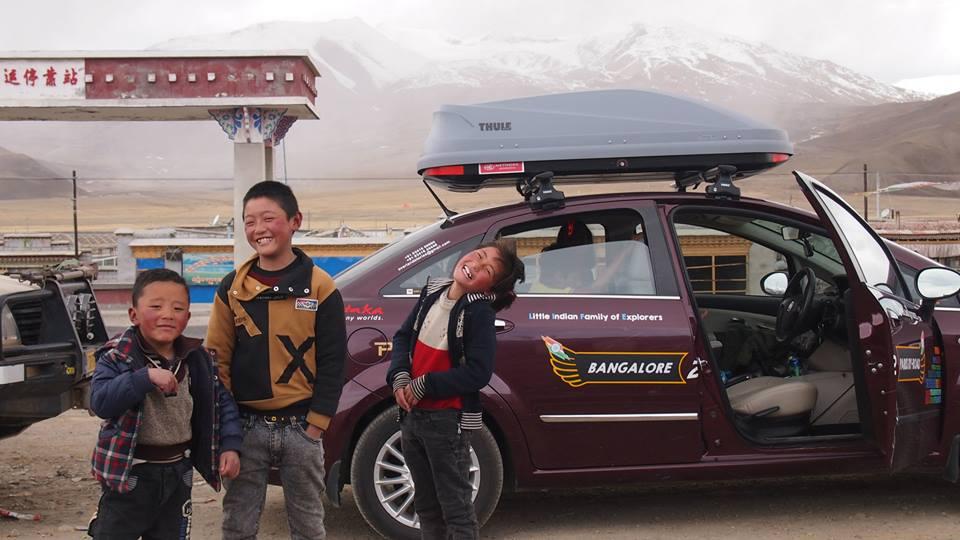 bangalore to paris via tibet road trip