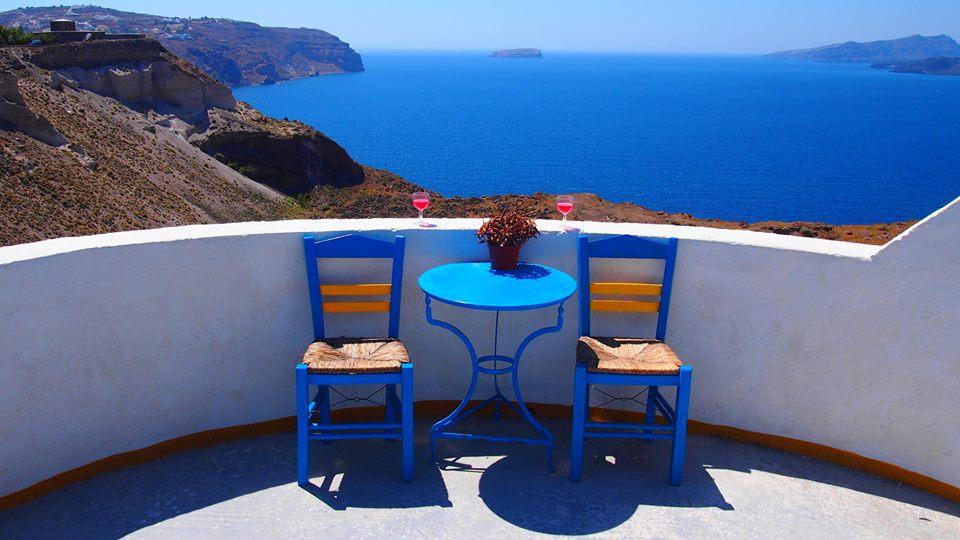 beautiful hotel in Greece