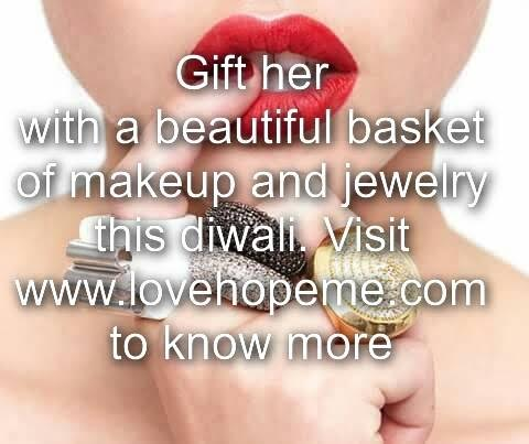 """Chekout LoveHopeMe.com """"Now Buying Makeup and Jewelry Is Just A Click Away"""""""