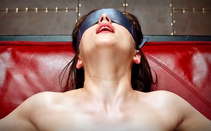The release of Fifty Shades Of Grey was banned in india