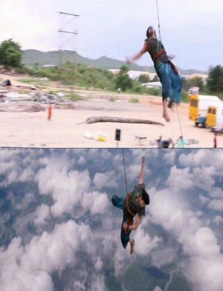bahubali vfx effects photo editing