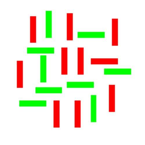spot horizontal red bar dudolf