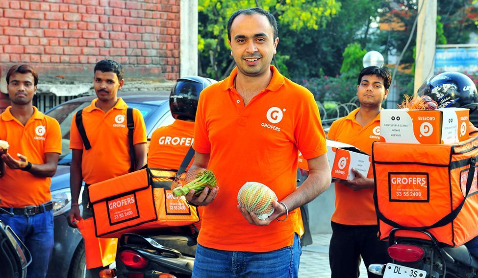 Grofers Has Shuts Down Operations In 9 Cities
