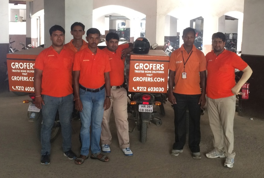 Grofers shut down operations in india
