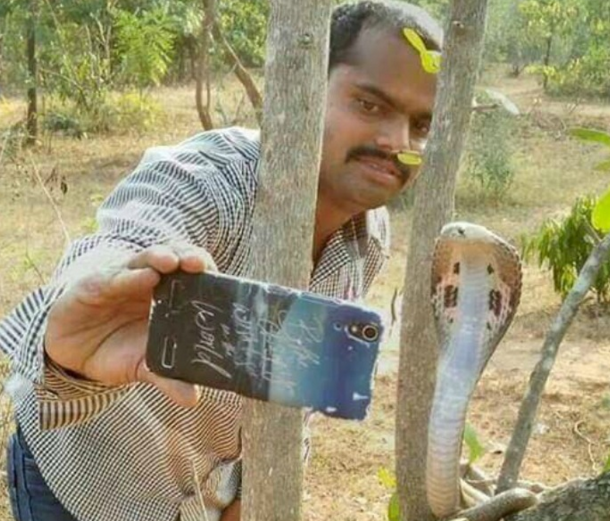 India Ranks No 1 With 'Most Selfie Deaths In The World'