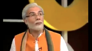 Pakistani TV Show Made Fun Of Modi In A Ridiculous Way