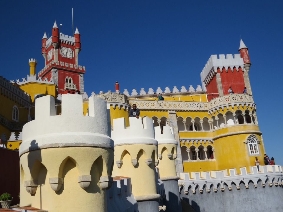 trip to Sintra Portugal