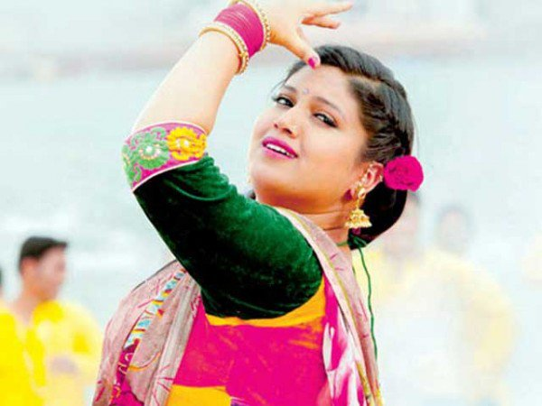 During the shooting of 'Dum Laga Ke Haisha' she was 90 kgs