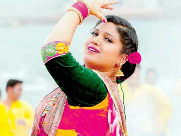 During the shooting of 'Dum Laga Ke Haisha' she was 90 kgs