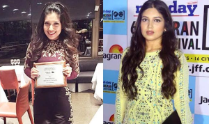 Dum Laga Ke Haisha actress Bhumi Pednekar Weight loss journey