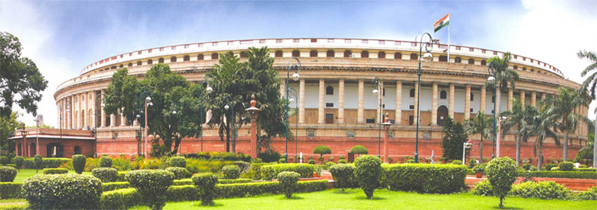 Parliament House of India