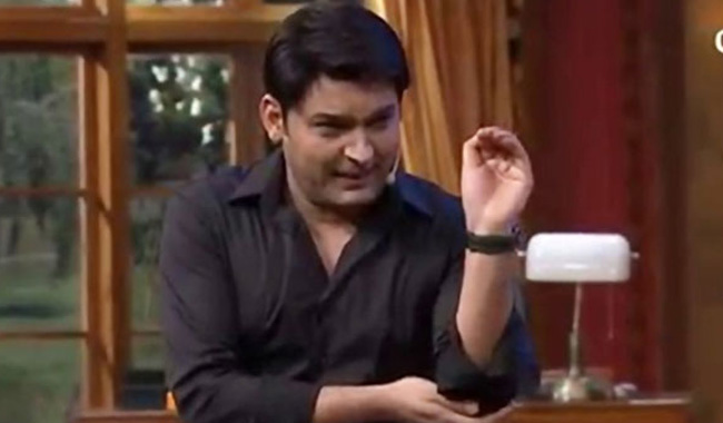 Kapil Sharma Gives The First Glimpse Of His Much Awaited Show