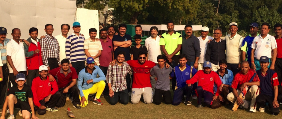 Cricket Match between Specially Abled Youth and MSU Syndicate Members
