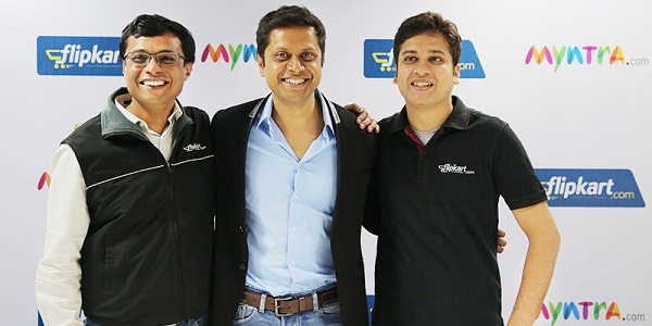 Flipkart CEO Binny Bansal's Email Account Hacked