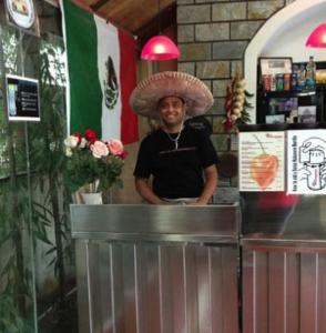 Salsa Habanero - El rey de la comida Mexicana