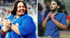 Junior Ambani Loses Close To 70 Kgs