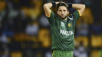 Shahid Afridi announces retirement from T20 Cricket