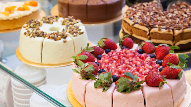 Los Angeles Bakeries Cakes