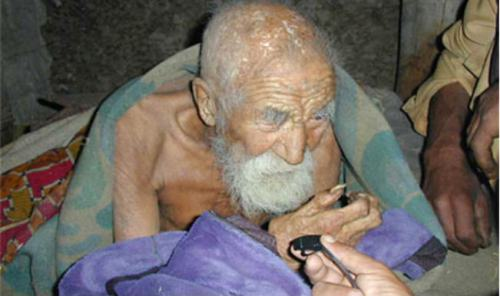 181 Year Old Man Alive In India